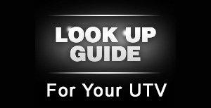 four wheeler UTV oil lookup