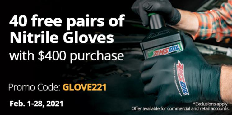 Promo Code GLOVE221