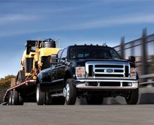 Turbo Diesel Commercial Truck