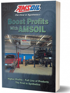 AMSOIL Retail account information