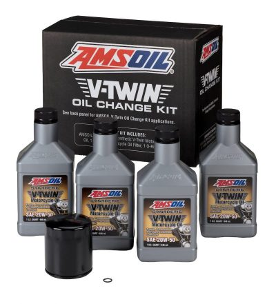 HDBK V-Twin Motorcycle Oil Change Kit