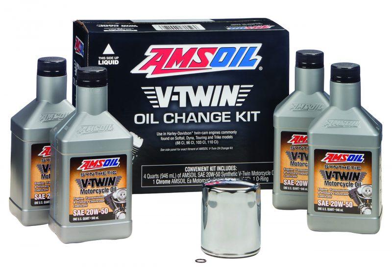 HDCK V-Twin Motorcycle Oil Change Kit