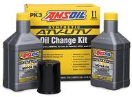 four wheeler oil change kit PK3