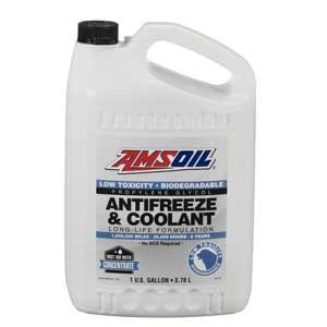 Engine Coolant - Antifreeze Engine Coolant