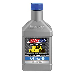 10W40 small engine oil