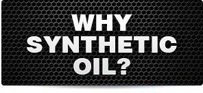 why synthetic oil