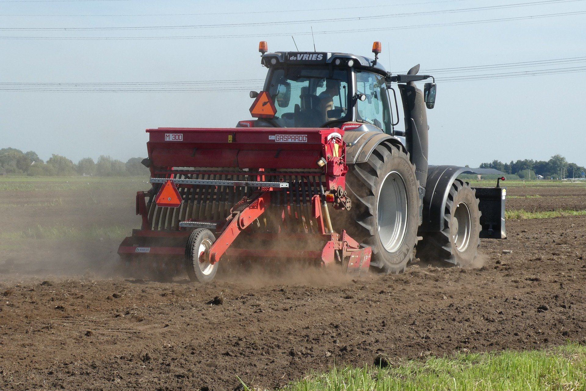 Farm Tractor Equipment