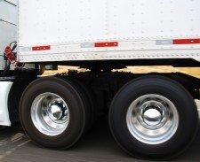 Semi Truck Chassis