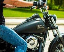 Harley Davidson V-Twin