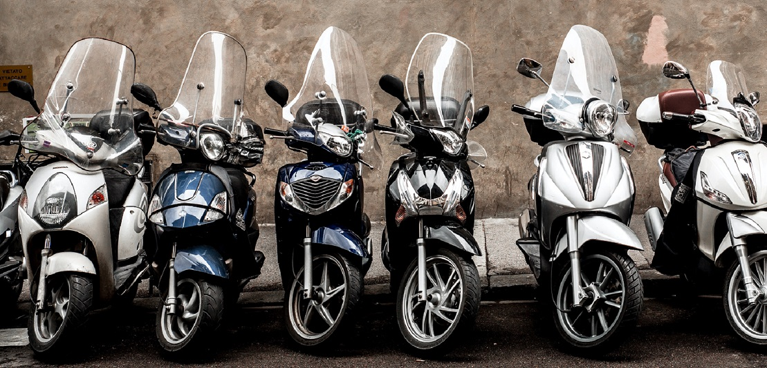Scooter bikes