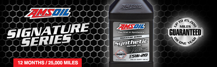 Signature Series Best Synthetic Motor Oil