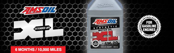 High Mileage XL Series Synthetic Oil Change