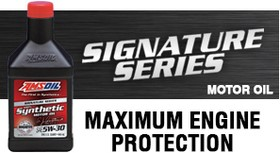Signature Series Synthetic Oil Change
