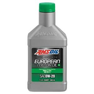 0W20 LS European Car Oil