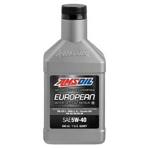 5W40 FS European Car Oil