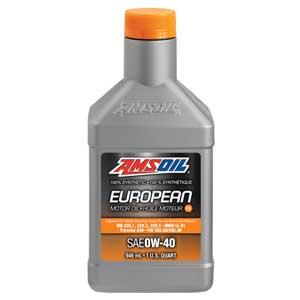 0W40 FS European Car Oil