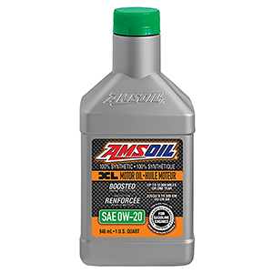 0W20 High Mileage Synthetic Oil